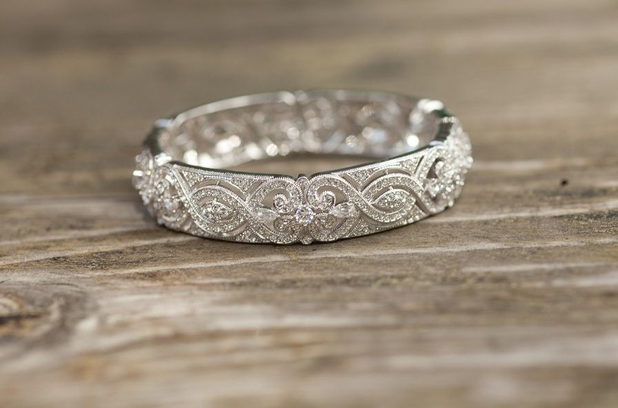 The Most Gorgeous Wedding Band I Ve Ever Seen