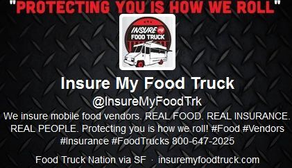 Insure My Food Truck Is A Wholly Owned Affiliate Of Bayrisk