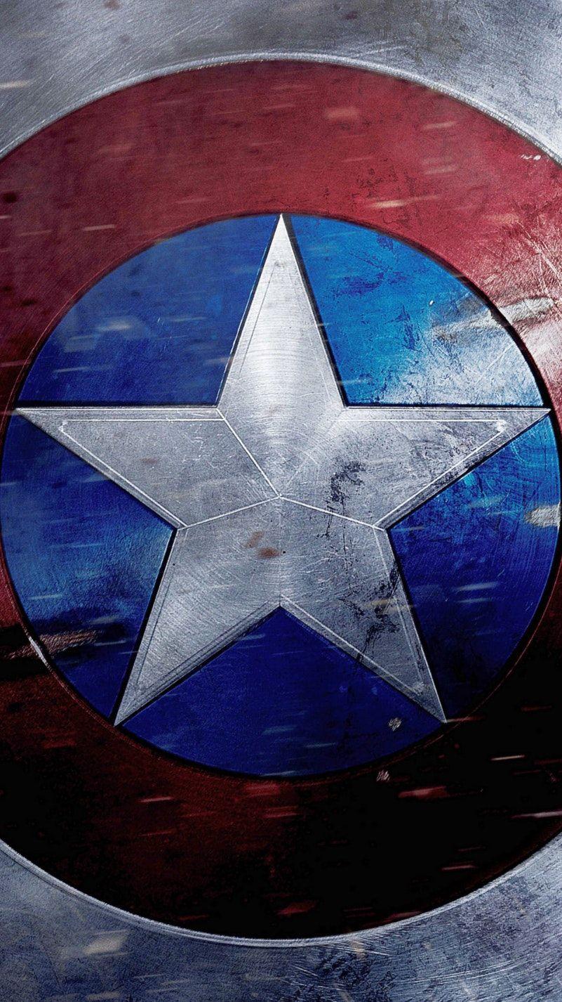 Captain America The First Avenger 2011 Phone Wallpaper