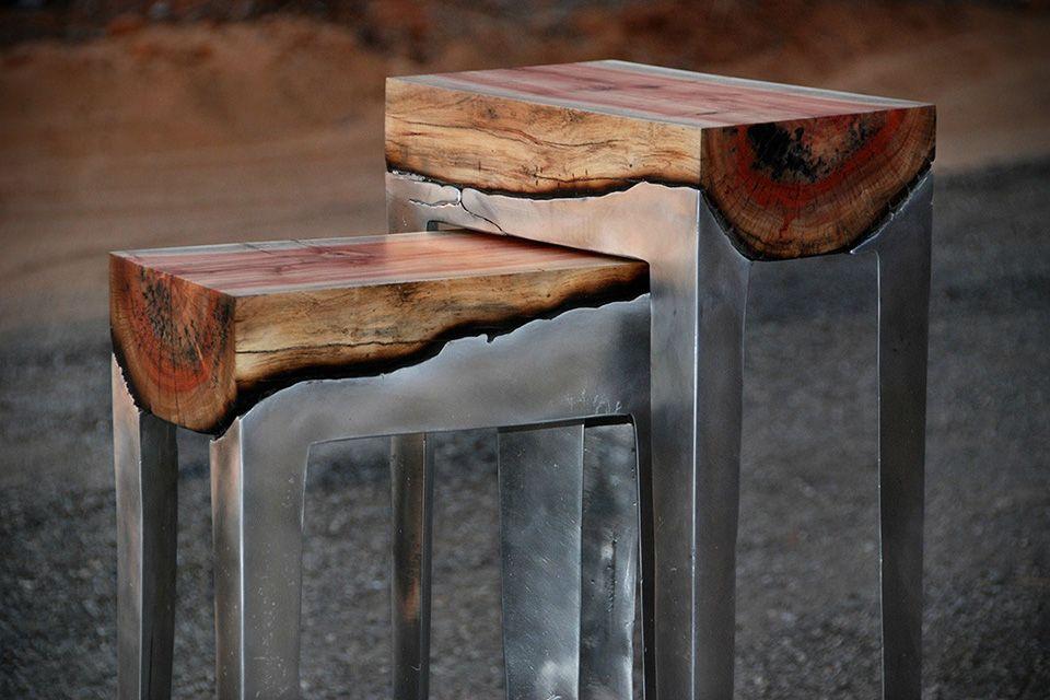 Aluminio y madera-Fusion-Muebles-1