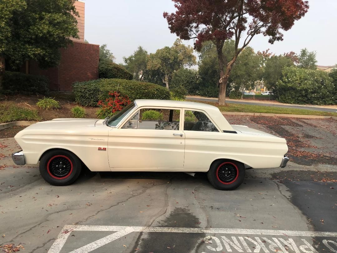 1964 Ford Falcon Two Door Coupe Post