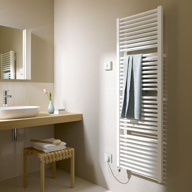 Radiateur salle de bains \u2013 un accessoire pratique et esthétique
