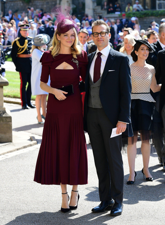 888a79b0188 Jacinda Barrett at the Royal Wedding  Meghan Markle s Royal Wedding Dress   The Bride Wears Givenchy