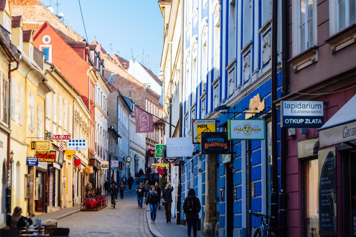 Zagreb Why Croatia S Cool Kid Is The Optimal City Break Zagreb Cool Places To Visit City Break