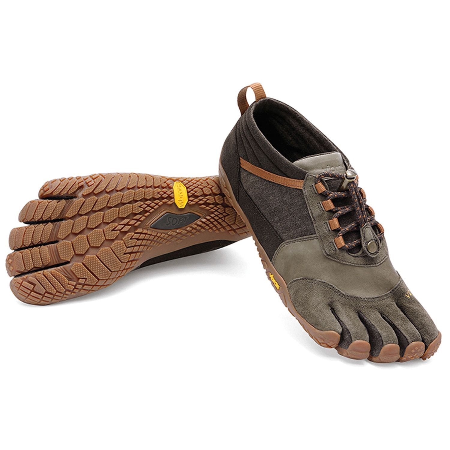 A new introduction to the FiveFingers Family, the women's Trek Ascent LR is  a rugged minimalist shoe designed for hiking tough terrain.
