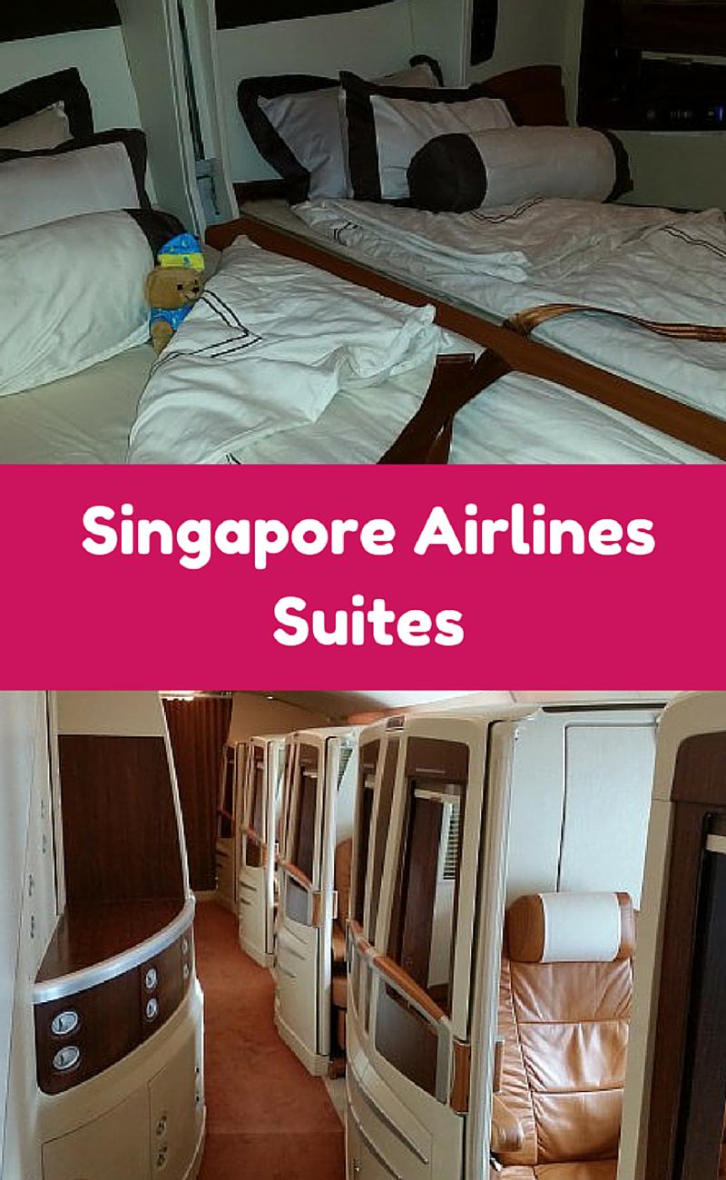 Flight Review Singapore Airlines Suites...Slumber Party