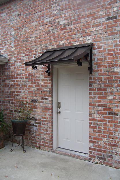 Metal Awning For Doors Windows Metal Awning Copper Awning Front Door Awning