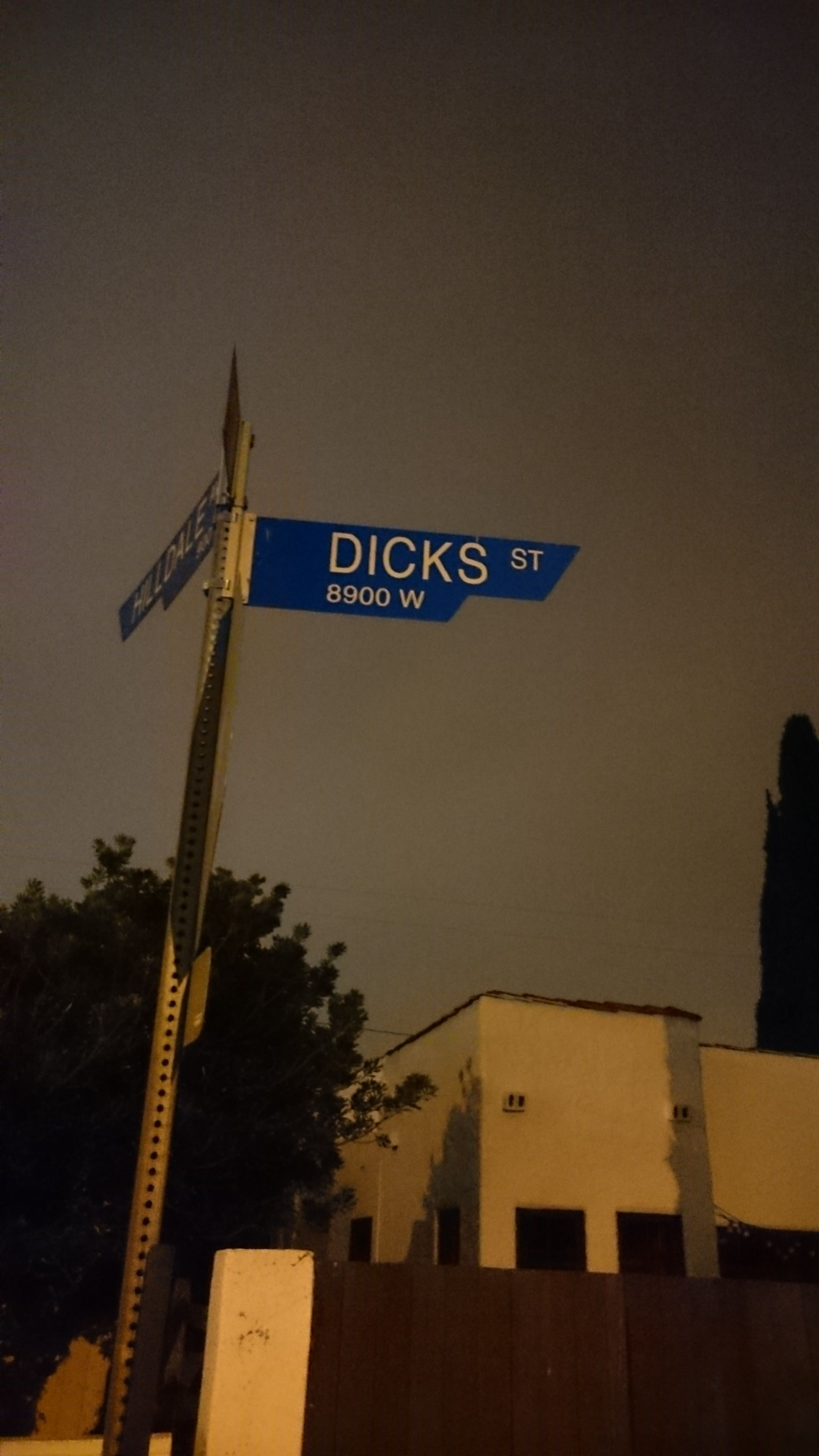 That's WeHo for you...