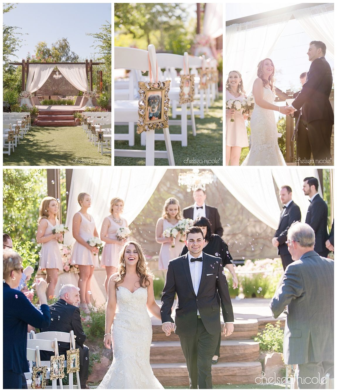 Las Vegas Wedding Planner, Springs Preserve Wedding