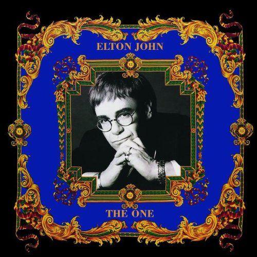 Elton John Album Covers Elton John The One Album Cover