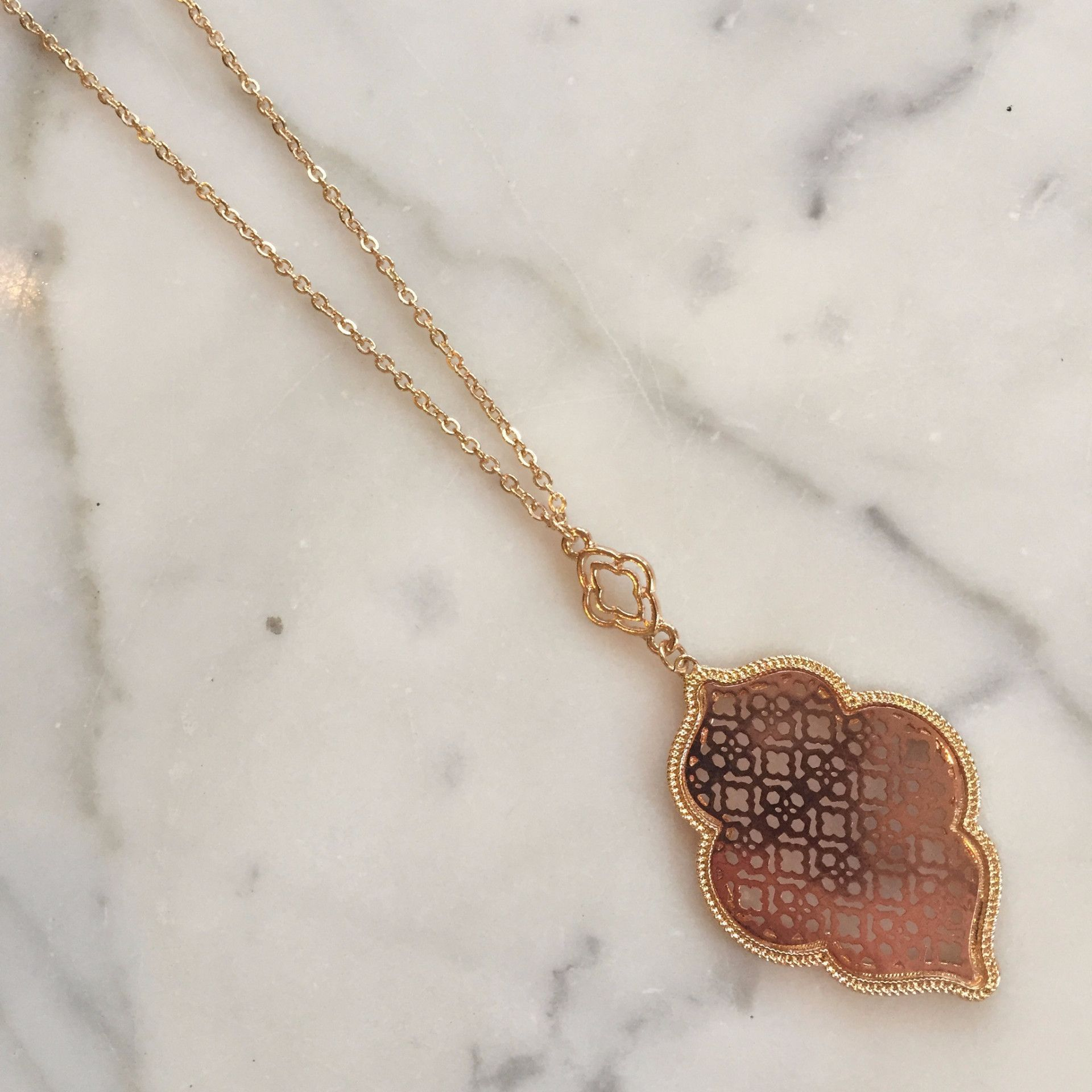 Gold Diggeru Long Yellow u Rose Gold Necklace Products