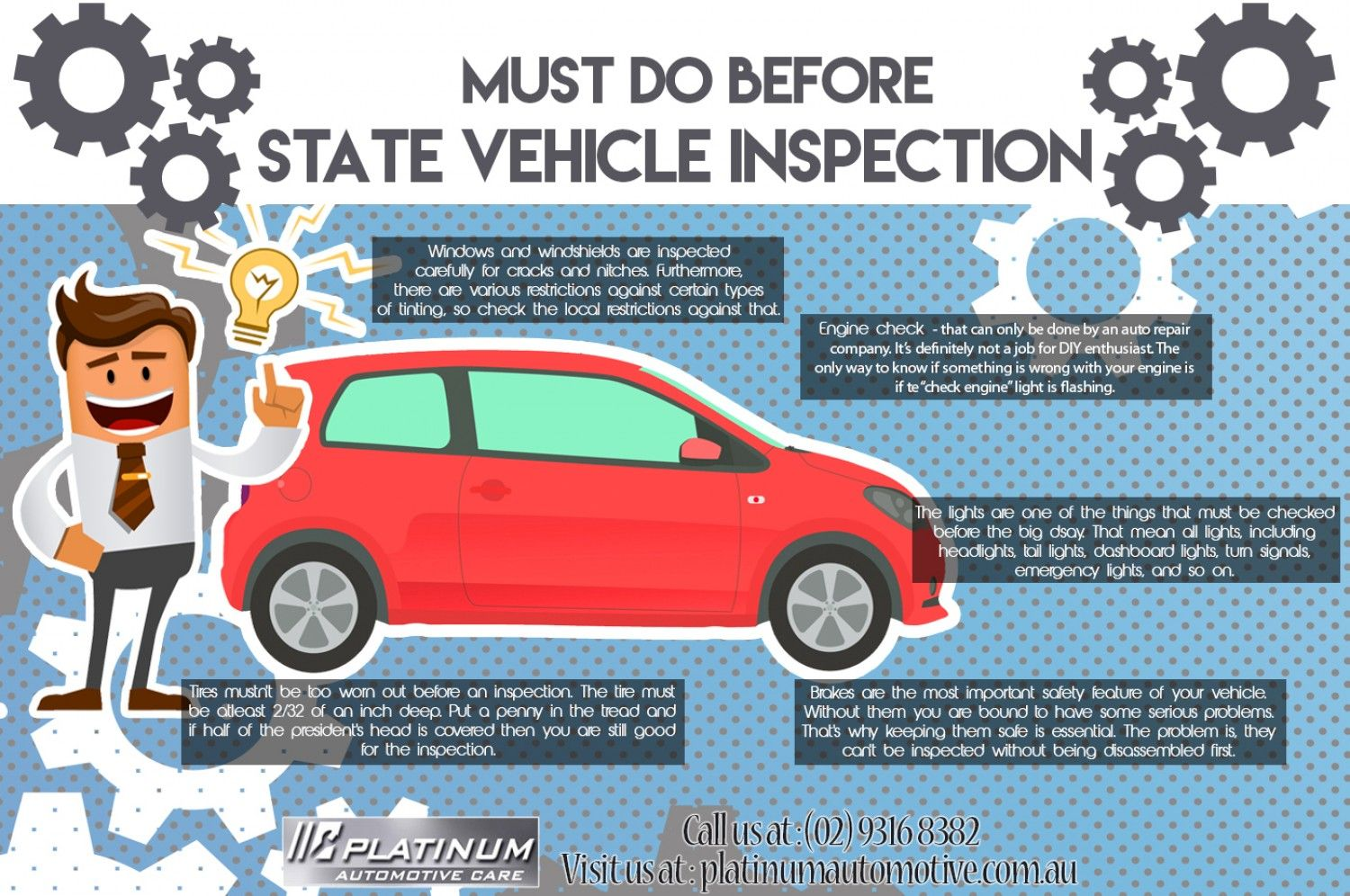 How Long Does It Take To Get A Vehicle Inspected