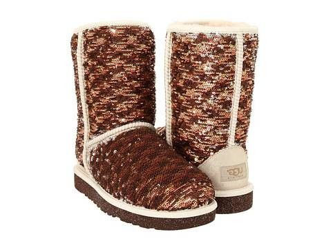 sparkle uggs champagne - Google Search