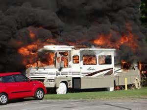 Rv Fire Causes Ways To Save Your Life Full Time Rv Living Recreational Vehicles Camper Life Rv Life