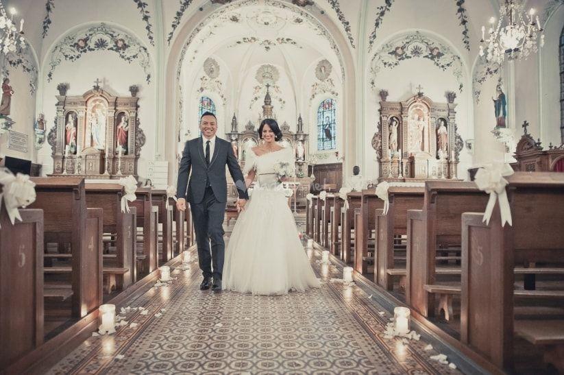 Tout ce que vous devez savoir sur le mariage religieux