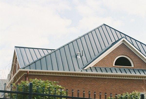 Metal Sheet Roof House Design
