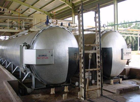 Manufacturers Palm Oil Sterilizing Plant Suppliers Exporters Sale Design Prices Cost Of Offer Palm Oil Autoclave Sale Design