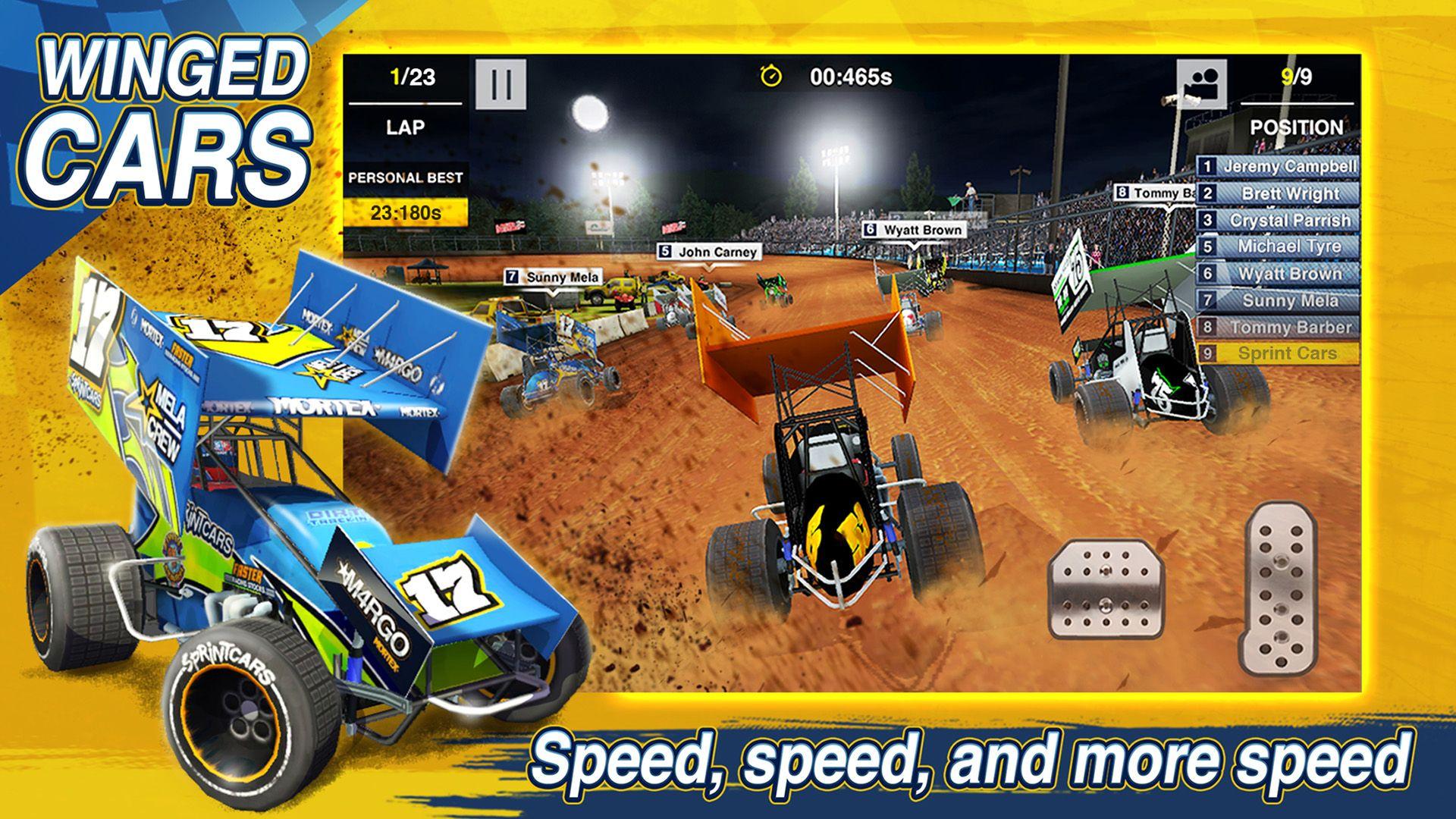 Dirt Trackin Sprint Cars Trackin, Dirt, Cars, Sprint