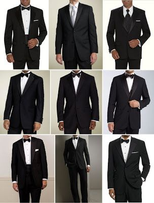 different suits for men | Different Types Of Suits For Men | Suit ...