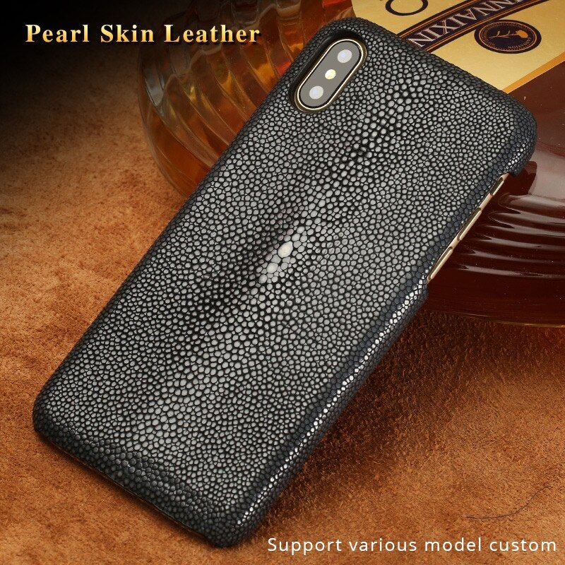 Genuine Leather iPhone 11  11 Pro  11 Pro Max  X  Xs Max  Xr  8  8 Plus Leather Case fit Cards Full Leather