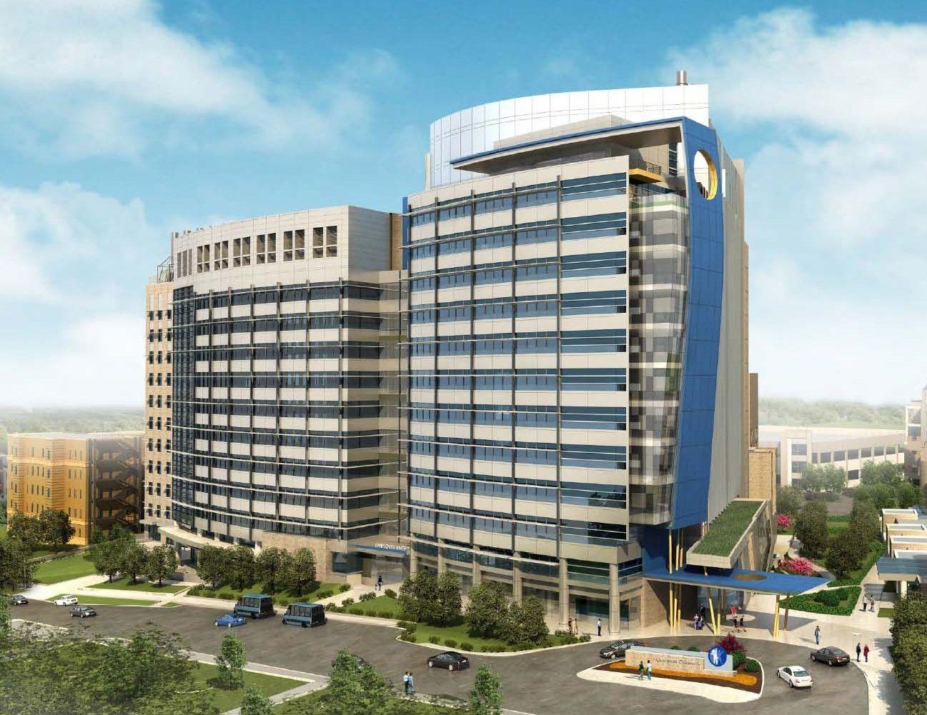 Cincinnati childrens hospital to construct 180m research