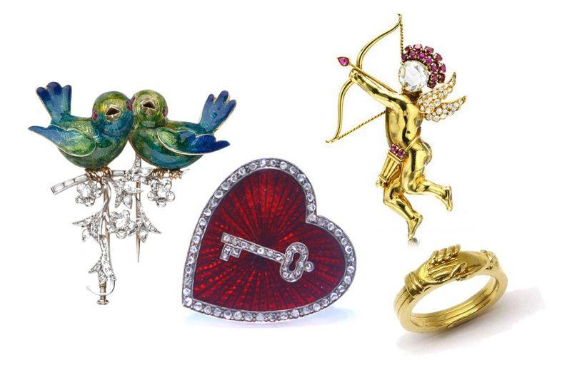 Sentimental Symbols: Love Is All Around