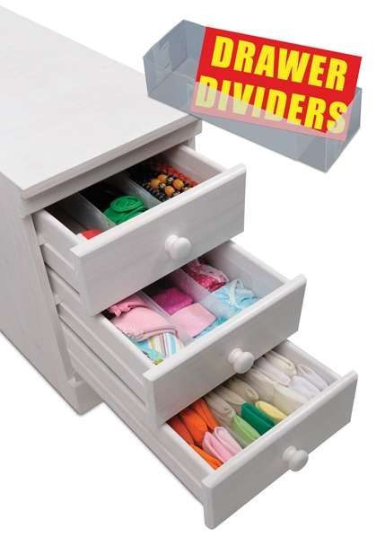 Tevo Vu Box Drawer Dividers Hsb201 Buy Online In South Africa Takealot Com Drawer Dividers Drawers Divider