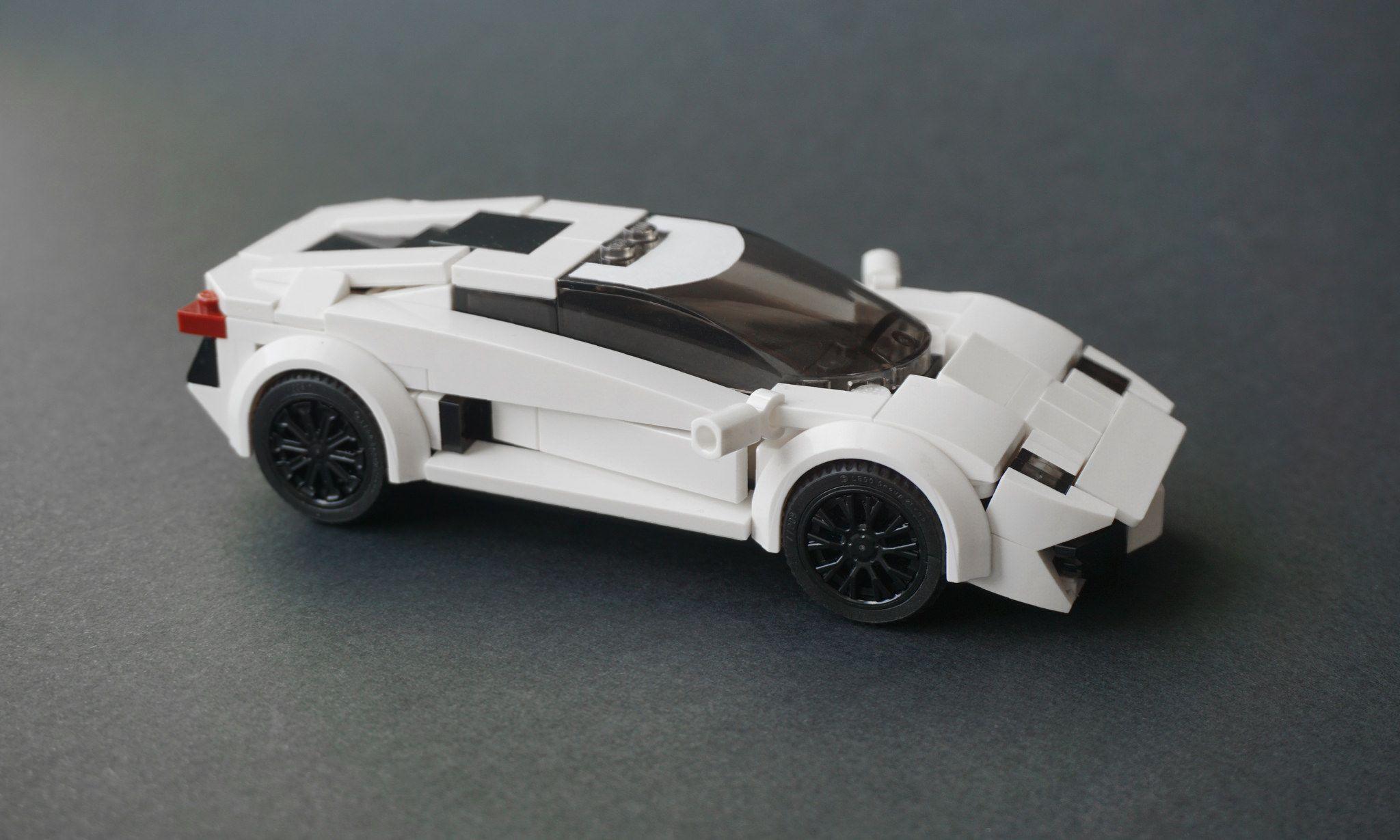 Lamborghini Aventador Lego Cars Lego Truck Lego Cars Instructions