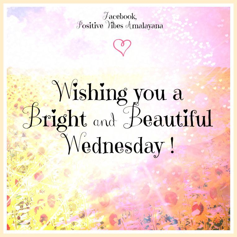 Wednesday Positive Quotes Images 2