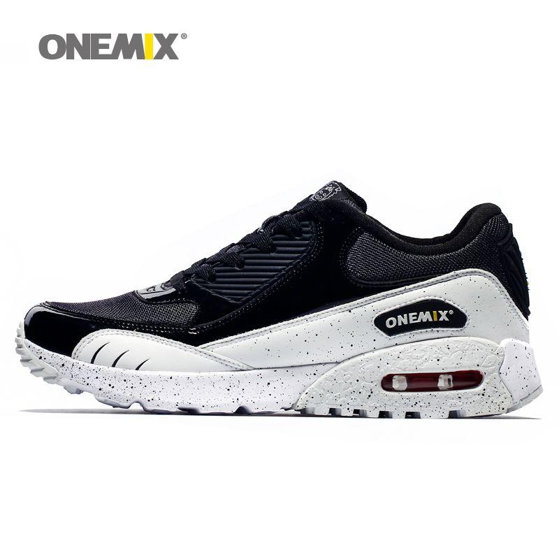 Nuovo arrivo onemix outdoor trainer scarpe per gli uomini di sport scarpe  da passeggio popolare crescente