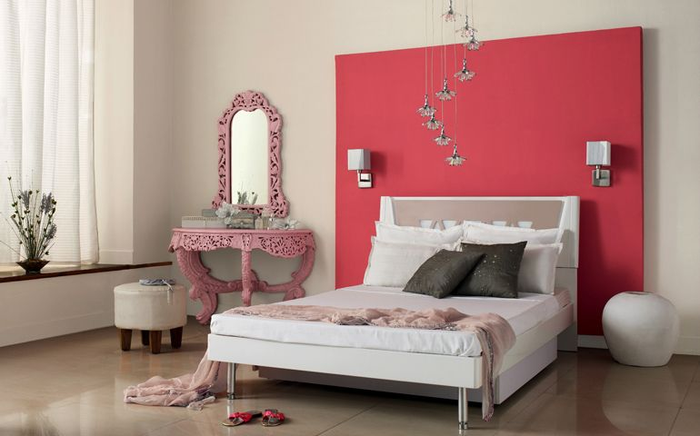 chambre coucher id es peinture couleurs sico. Black Bedroom Furniture Sets. Home Design Ideas
