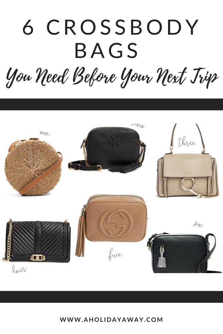 b7b53fd54 6 Crossbody Bags You Need Before Your Next Trip | Travel Style ...