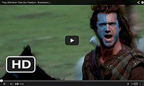 10 Inspirational Movie Speeches: Braveheart