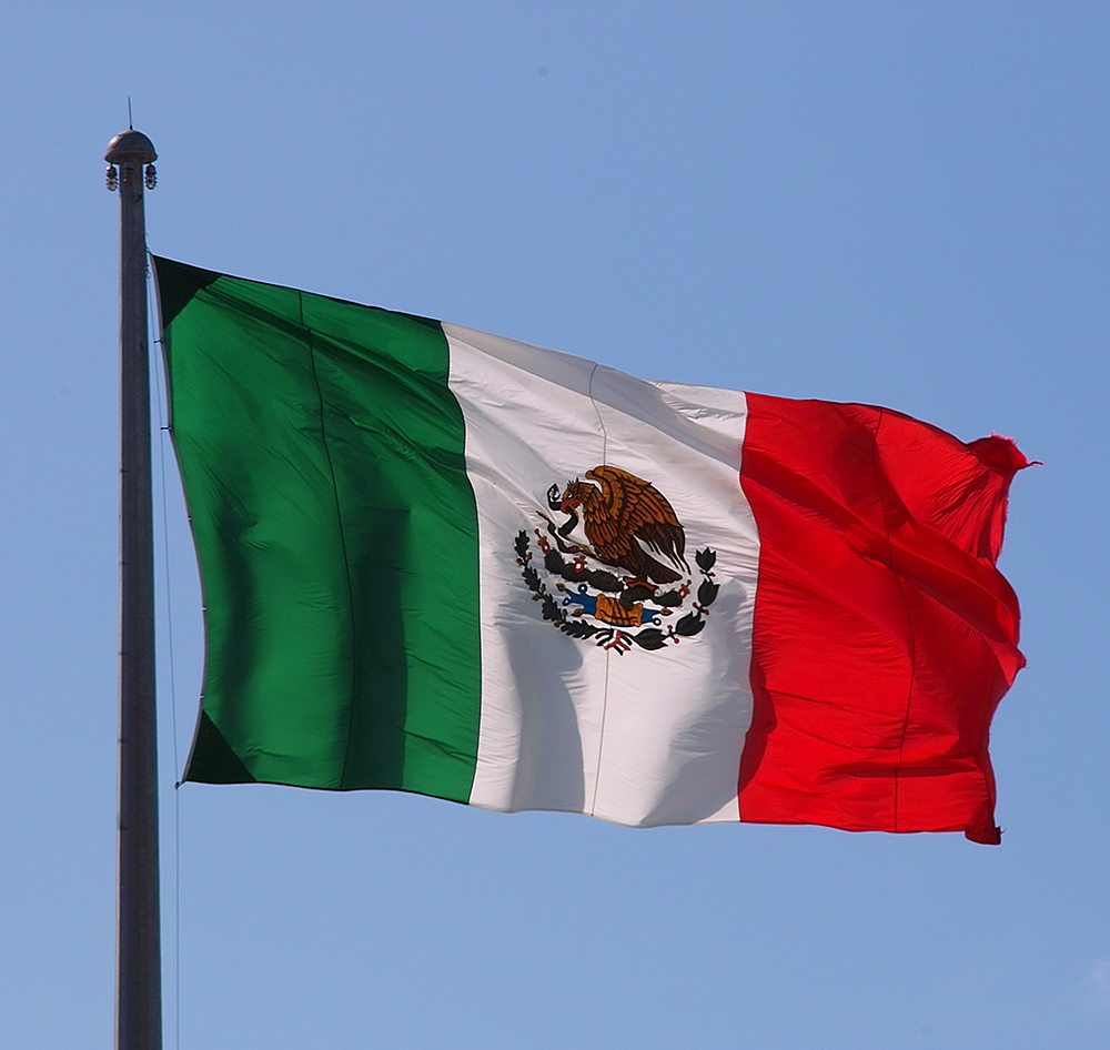 week 16 mexico flag colors meaning history of mexico flag