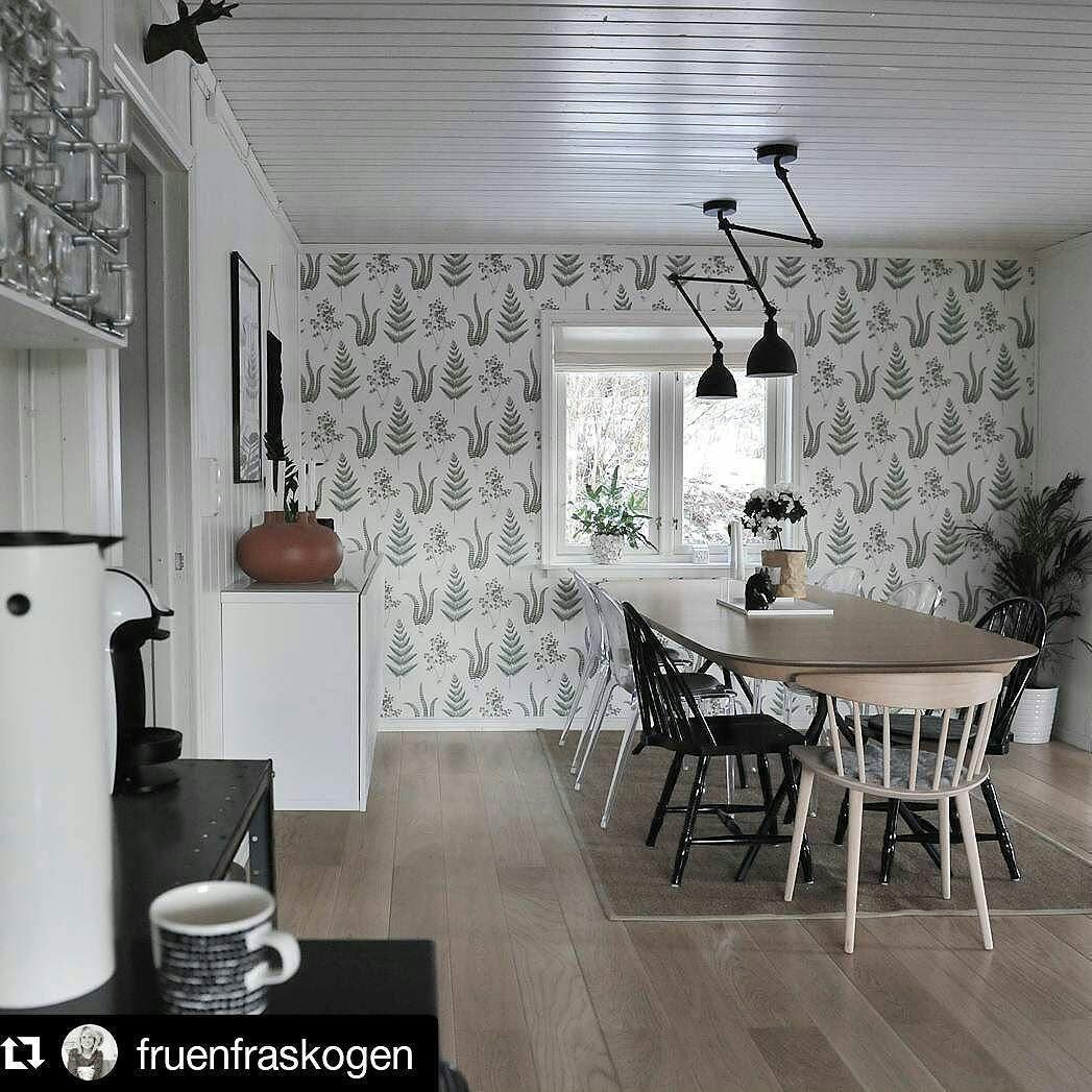 Entry Photo Credit Inspire Me Home Decor On Instagram: @fruenfraskogen Har Et Helt Nydelig Kjøkken Bazar
