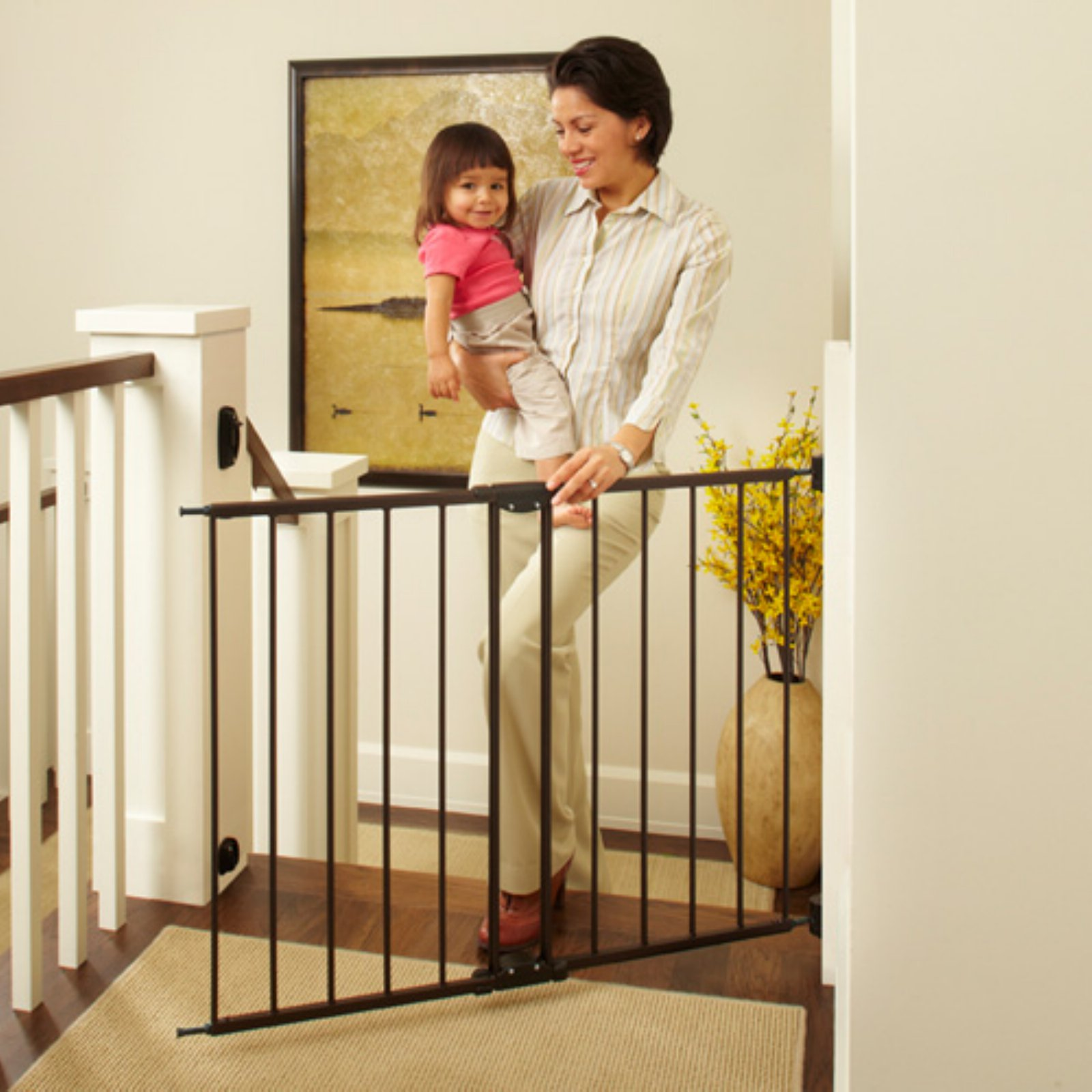 North States Easy Swing & Lock Gate Products in 2019