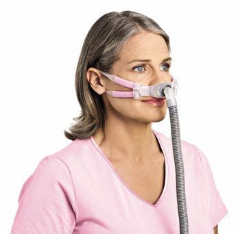 Swift Fx Bella Pink Mask With Headgear Sleep Apnea