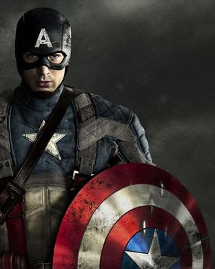 Captain america as background screen for apple watch if - Avengers civil war wallpaper ...