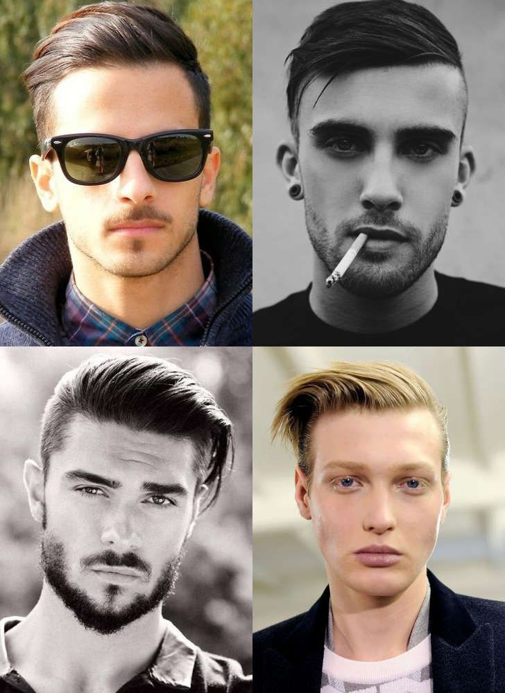 38++ Haircut for square face men inspirations