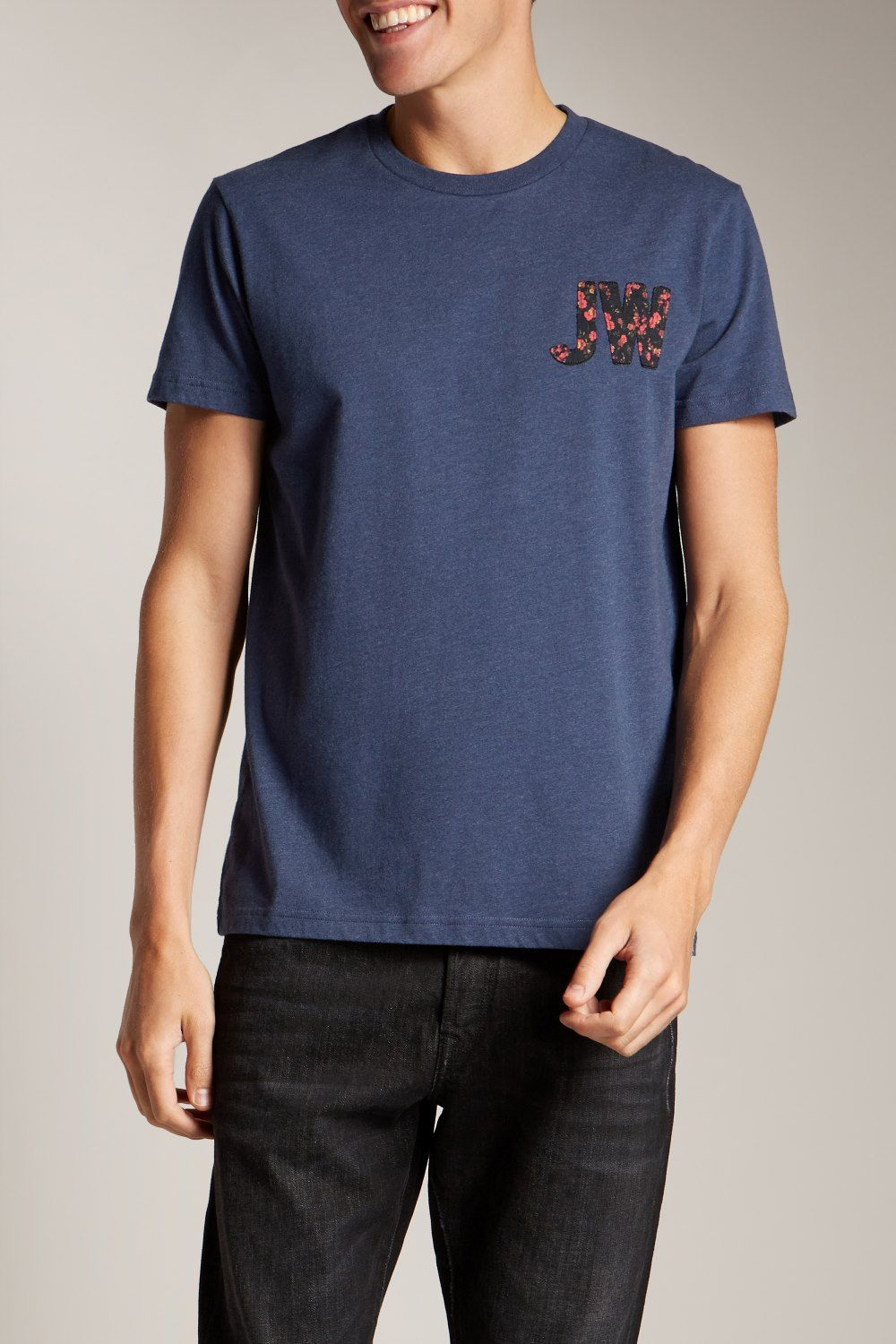 The Camberwell Jw Applique Tee | Jack Wills