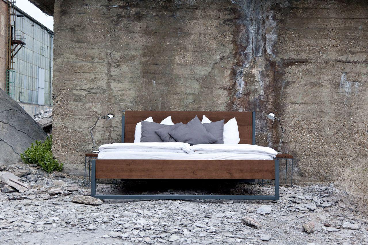 Individualisierung Schlafzimmer Bett Mobel Und Holz