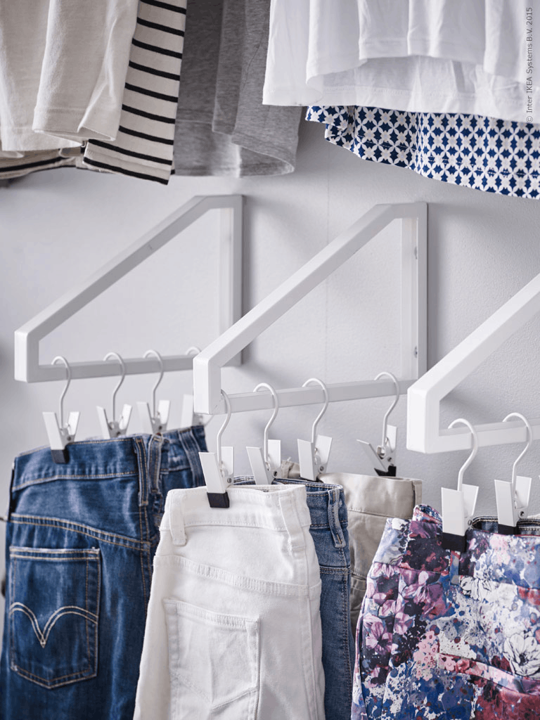 Little Life Savers: Clever IKEA Hacks for Small Spaces | HOME