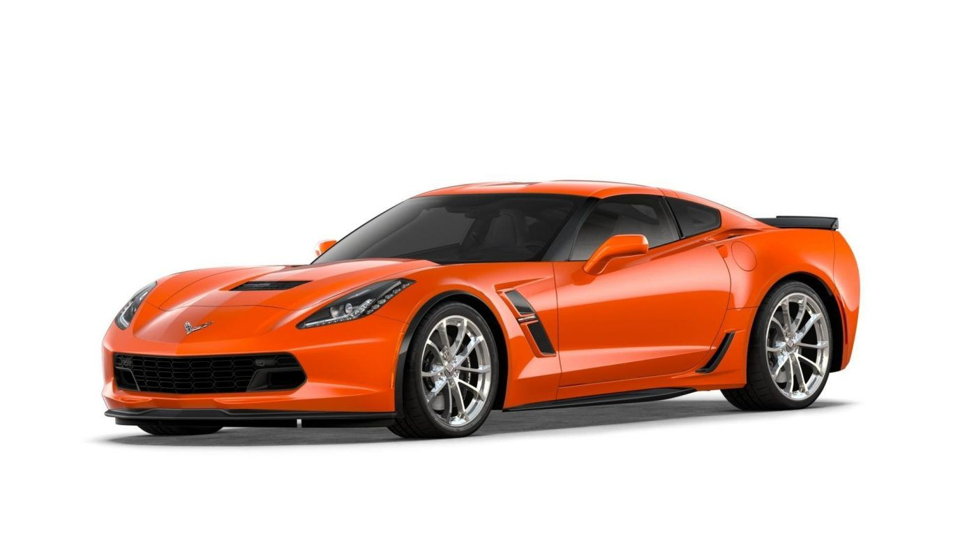 2019 Chevrolet Corvette Grand Sport Overview and Price