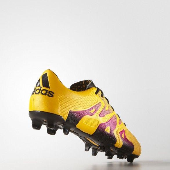 721bba8f Мужские бутсы Adidas X 15.1 FG|AG Leather S74616 | Мужские ...