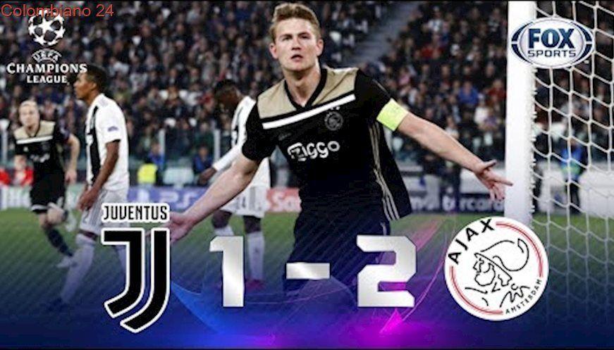 Juventus - Ajax [1-2] | Vídeo