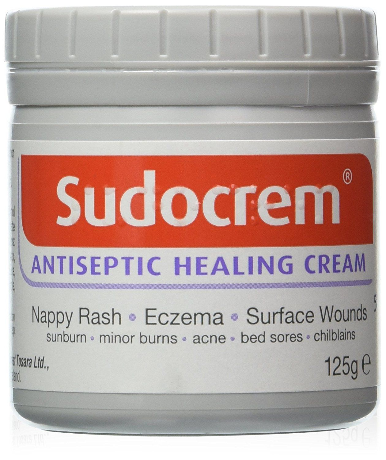 Sudocrem Antiseptic Cream. 4 Pack X 125g ** This is an
