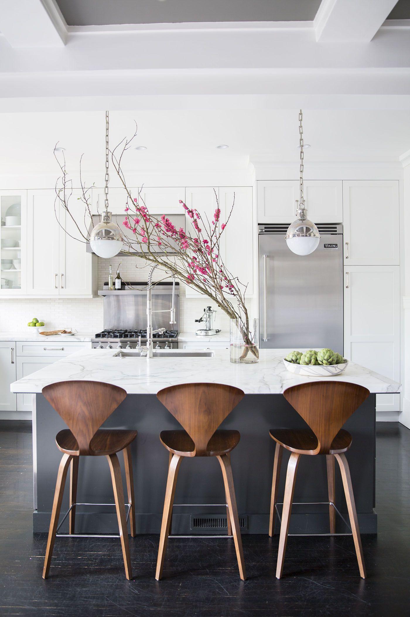 Contemporary Kitchen Interior Design: Client Spotlight: Grant K. Gibson Interior Design