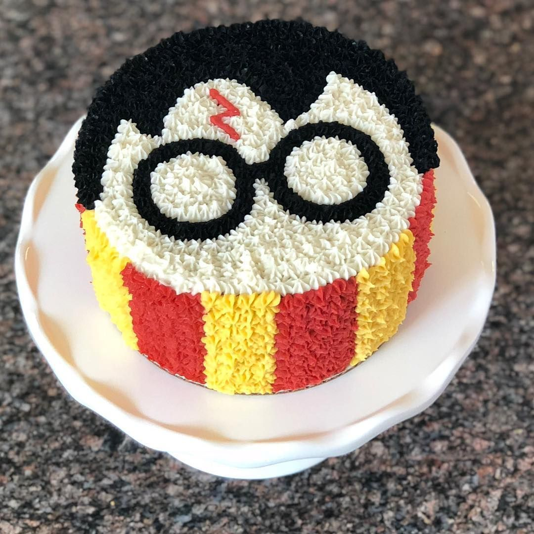 "Photo of Suzanne O'Dell auf Instagram: ""Harry Potter Cake #marvelouscakeart #instacakes…"