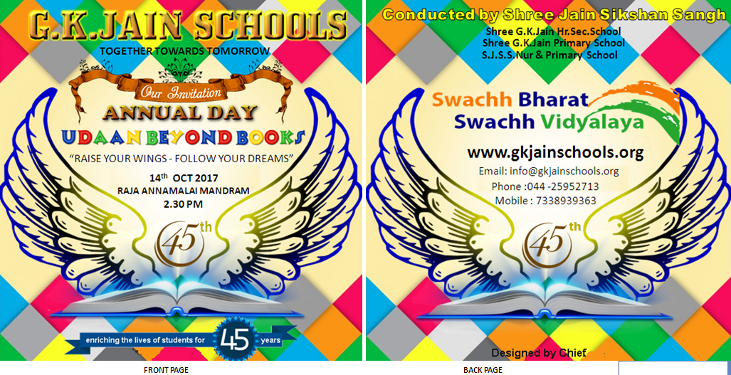 Pin By G K Jain Schools On G K Jain Schools Chennai School