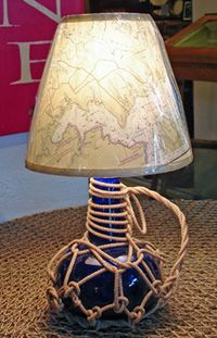Nautical Table Lamps Lighting